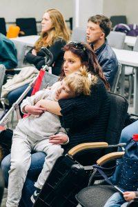 enfant handicap famillle ukraine